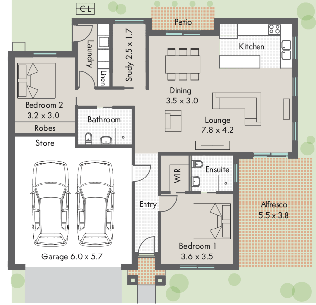 Patterson floor plan - click to expand