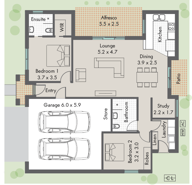 Webster floor plan - click to expand
